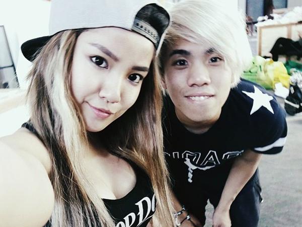 Naomi and jianhao dating